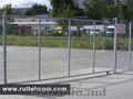 Металлические заборы + монтаж. Gard metalic. Eurogard.